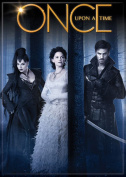 Once Upon a Time - One Sheet - Refrigerator Magnet