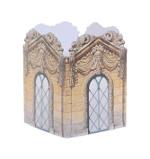 Architectural Watercolours Table Lantern, The Grotto, 15cm x 20cm