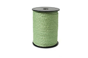 """Twisted Cord 8/2 (1/16"""" - 2mm) 144 Yards- Lime"""