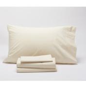 Organic Cotton Sateen Sheet Set