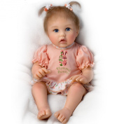 Ashton-Drake So Truly Real Little Hunny Bunny Poseable Baby Doll by Cheryl Hill by The Ashton-Drake Galleries