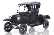 Black Ford Model T Car ~ AJ037 ~ Old Modern Handicraft