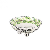 Young's Serve One Ceramic Footed Bowl, 20cm