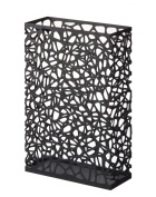 YAMAZAKI Home Nest Umbrella Stand, Slim, Black