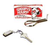 Christmas Stocking Stuffer - Mini Harmonica & Snoopy Jaw Harp