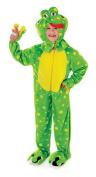 Funny Frog Plush Children's Fancy Dress Costume - 128cm