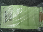 Oreck Commercial PK800025DW Vacuum Bags, Advance Filtration, Fits All U2000 Series Upright