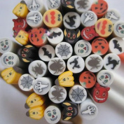 Nail Art Clay Canes (10 pack)