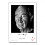 Hahnemuhle Fine Art Baryta 325, Ultra Smooth High Gloss, Bright White Inkjet Paper, 325gsm, 22cm x 28cm , 25 Sheets