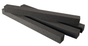 Ultimate Acoustics UA-FE-2 Acoustic Foam Edge with Mounting Tabs Included, 4 Count