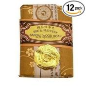 Bee & Flower - Chinese Sandalwood Soap 80ml - 12/case