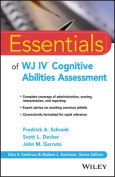 Essentials of Wj Iv (R)  Cognitive Abilities Assessment
