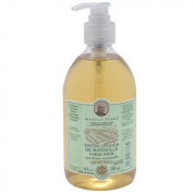 Marius Fabre Savon de Marseille Chèvrefeuille - Honeysuckle Liquid Soap with Olive and Coconut Oil - PURELY VEGETABLE - 500 ml