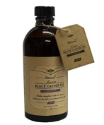 JAMAICAN BLACK CASTER OIL WITH LEVENDER OIL 300 ML