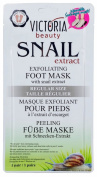 """Exfoliating Foot Mask with Snail Extract Regular Size - """"Sock type"""" Foot Exfoliating Mask - Perfectly Peel Away Calluses and Dead Skin Cells in Just 2 Weeks!!! - 1 Pair"""