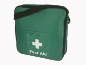 Sling Strap First Aid Empty Bag with Internal Elastic Bands