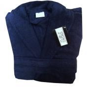 Men's 100% Egyptian Cotton Terry Towelling Bathrobes 6 Colours Free Post