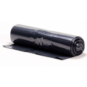 Bristol Tool Company 240 Litre Superior Recycled Wheelie Bin Liners, Black