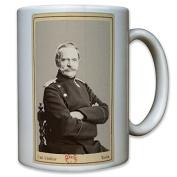 Albrecht Theodor Emil of Roon Otto Bismarck Prussia Prussian Generalfeldmarschall Portrait Image Coffee Mug#10731 Painting