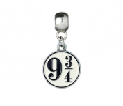 Official Harry Potter Jewellery Platform 9 3/4 Charm Bead