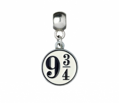 Official Harry Potter Jewellery Platform 9 3/4 Charm Bead