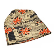 Hot Fashion Baggy Beanie Cap Slouchy Skull Hat Men/Women Hat,Orange