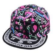 Canvas Baseball Hat EXO Fashionable Hip-Pop Hat Summer Sun Cap Red