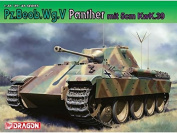 Dragon 1/35 Pz.Beob Wg.V Panther # 6821 - Plastic Model Kit
