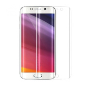 ABC Fashion Clear 3D PET Curved Film Screen Protector for Samsung Galaxy S6 Edge Plus