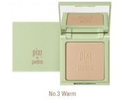 Pixi Colour Correcting Powder Foundation ~ Warm No. 3