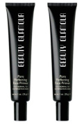 Pore Perfecting Face Primer Oil Free Formula for Normal to Oily Skin by Beauty Glamour - 2 Pack