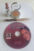 Safari Makeup Kit .FREE MAKEUP DVD