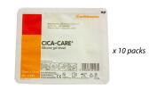 CICA-CARE Gel Sheet by Smith and Nephew 13cm x 15cm , 10 pks
