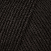 Sublime Extra Fine Merino Worsted - Jet Black