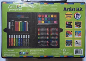 Art 101 - Artist Kit - 85pcs