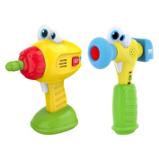 Kidz Delight Hammer and Drill Toy
