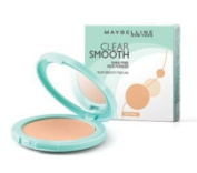 New Maybelline New Clear Smooth Shine-free Face Powder SPF 18
