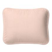Carousel Designs Solid Peach Decorative Pillow