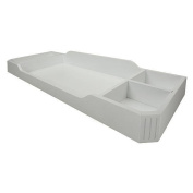 Sorelle Verona Changing Topper in French White Finish