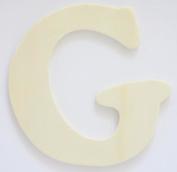 Craft Wooden Wood Letter Alphabet G Wedding Party Home Decor DIY