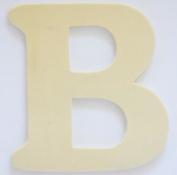 Craft Wooden Wood Letter Alphabet B Wedding Party Home Decor DIY
