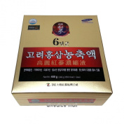 240g(250ml) x 2, Korean Red Ginseng 6years Root 100% Pure Extract, Saponin, Panax