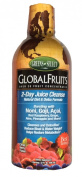 Global Fruits 2 Day Juice Cleanse Natural Diet and Detox Formula Citrus Berry Flavour