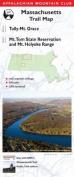 AMC Map: Massachusetts Trail Map