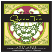 Serenity Tea Sips Green Lychee - 120ml loose leaf green tea with lychee fruit