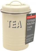 Typhoon Cream Tea Canister, 1.8l Capacity