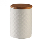 Typhoon Scallop Embossed Canister, 0.9l Capacity