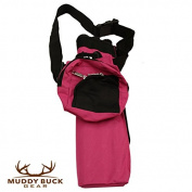 Muddy Buck Gear Codura Quiver w/tube Hot Pink