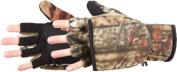 Manzella Youth Bowhunter Convertible Glove Mossy Oak Infinity Medium