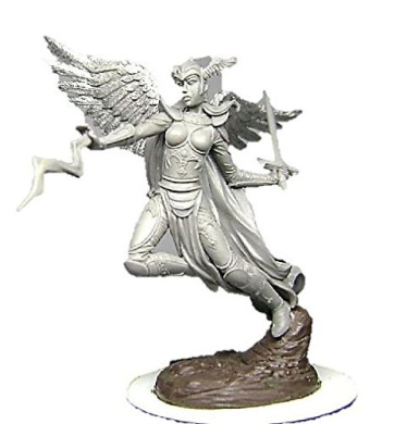 Dark Sword 28mm Miniature Visions in Fantasy Thief of Hearts #4 Female Sword Mage